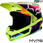 MX helma FOX V1 GAMA Helmet Yellow 2020