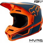 MX helma FOX V1 Przm Helmet Orange 2019