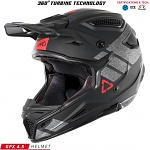 MX helma Leatt GPX 4.5 V20 Black Brushed 2018