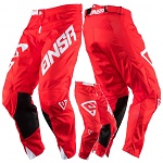 MX kalhoty ANSWER Elite Pant Red 2019