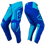 MX kalhoty ANSWER Syncron Pant Drift Astana Reflex Blue 2019