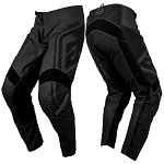 MX kalhoty ANSWER Syncron Pant Drift Charcoal Black 2019