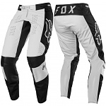 MX kalhoty FOX 360 Bann Pant Light Grey 2020