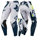 MX kalhoty FOX 360 Draftr Pant Light Grey 2018