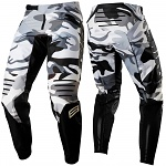 MX kalhoty SHIFT 3Lack Label Pant G.I.FRO Black Camo 2019