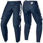 MX kalhoty SHIFT Whit3 Label Pant Republic Navy LE 2020