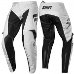 MX kalhoty SHIFT Whit3 Syndicate Pant Clay 2020