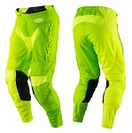 MX kalhoty TroyLeeDesigns GP AIR Pant 50/50 Flo Yellow Green 2017