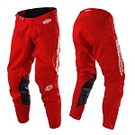 MX kalhoty TroyLeeDesigns GP AIR Pant Mono Red 2020