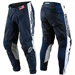 MX kalhoty TroyLeeDesigns GP Pant Liberty Navy White 2020