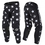 MX kalhoty TroyLeeDesigns GP Pant Star Black White 2018
