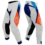 MX kalhoty TroyLeeDesigns SE Air Pant BETA White Navy 2019