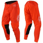 MX kalhoty TroyLeeDesigns SE Air Pant Solo Orange 2018