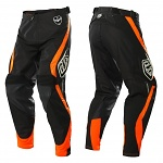 MX kalhoty TroyLeeDesigns SE Corse Pant Black Orange 2015