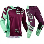 MX komplet FOX 180 Race Green 2018