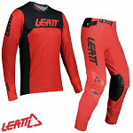 MX komplet LEATT Moto 5.5 Red 2021