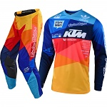 MX komplet TroyLeeDesigns GP Air Jet Team KTM 2019