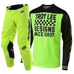 MX komplet TroyLeeDesigns GP Air Mono Flo Yellow 2019