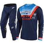 MX komplet TroyLeeDesigns GP Air Team KTM Navy 2018