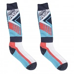 MX ponožky ANSWER Zinger Sock Red Blue