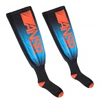 MX ponožky pod ortézy ANSWER Race Pro Sock Blue Orange