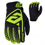 MX rukavice ANSWER AR-1 Glove Hyper Acid Black 2019