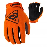 MX rukavice ANSWER AR-3 Glove Orange Black 2019