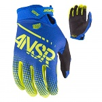 MX rukavice ANSWER Syncron Glove Acid Blue 2017