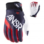 MX rukavice ANSWER Syncron Glove White Red 2017