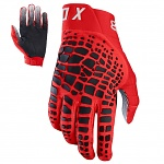 MX rukavice FOX 360 Grav Glove Red 2017