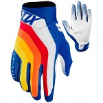 MX rukavice FOX Airline Draftr Glove Blue 2018