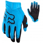 MX rukavice FOX Airline Moth Glove Blue 2017