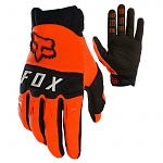 MX rukavice FOX Dirtpaw Glove Flo Orange 2021