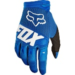 MX rukavice FOX Dirtpaw Race Glove Blue 2019