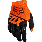 MX rukavice FOX Dirtpaw Race Glove Orange 2019