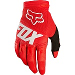 MX rukavice FOX Dirtpaw Race Glove Red 2020