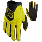 MX rukavice FOX Pawtector Glove Dark Yellow 2018