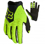MX rukavice FOX Pawtector Glove Flo Yellow 2021