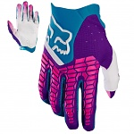 MX rukavice FOX Pawtector Glove Teal 2017