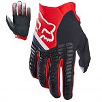 MX rukavice FOX Pawtector Glove Red 2017
