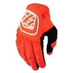 MX rukavice TroyLeeDesigns SE Glove Flo Orange 2017