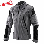 Pánská enduro bunda Leatt GPX 4.5 Lite Jacket Steel 2020