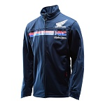 Pánská bunda TroyLeeDesigns Team Honda Travel Jacket Navy
