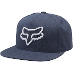 Pánská čepice FOX Instill SnapBack Hat Heather Midnight