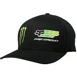 Pánská čepice FOX Monster ProCircuit FlexFit Hat Black