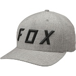 Pánská čepice FOX Sonic Moth Flexfit Hat Heather Grey