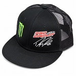 Pánská čepice ProCircuit Monster Signature Durham Hat Black