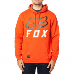Pánská mikina FOX Heritage Forger Pullover Fleece Atomic Orange