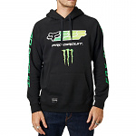 Pánská mikina FOX Monster ProCircuit Pullover Fleece Black