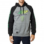 Pánská mikina FOX Monster ProCircuit Pullover Fleece Heather Graphite